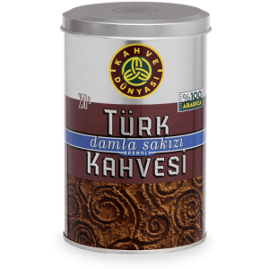 Kahve Dunyasi Gum Mastic Turkish Coffee
