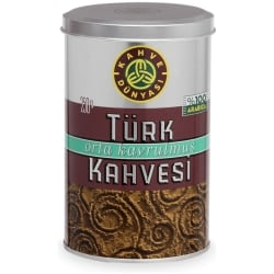 Kahve Dunyasi Medium Roast Turkish Coffee