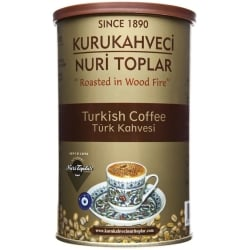 Kurukahveci Nuri Toplar Turkish Coffee