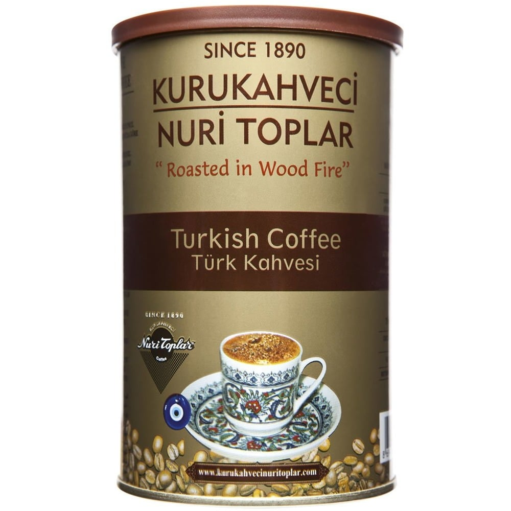 Kurukahveci Nuri Toplar Turkish Coffee, 250g