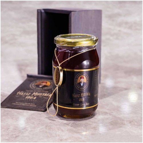 Organic Chestnut Honey Hafiz Mustafa