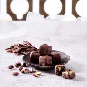 Hafiz Mustafa Chocolate Covered Turkish Delight