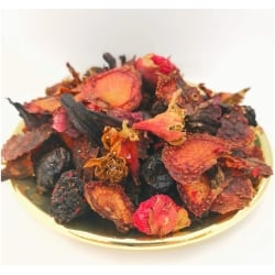 turkish red fruit tea mix