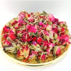 Turkish Red Rose Buds Tea