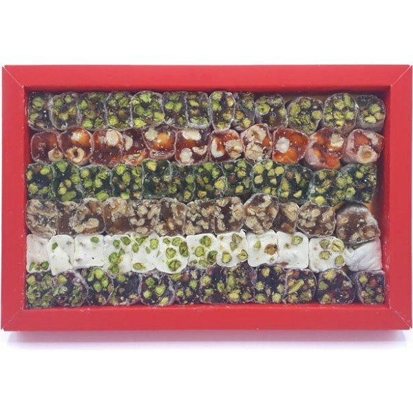 Hafiz Mustafa Small Assorted Turkish Delight
