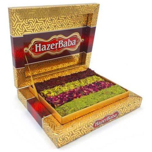 Luxury Turkish Delight Box, 800g