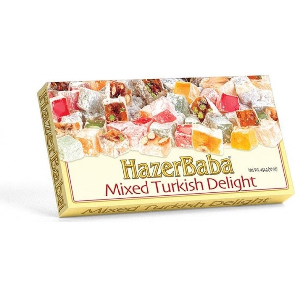 Mixed Turkish Delight