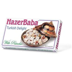 Turkish Delight with Pistachio, Hazer Baba