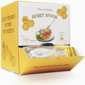 Turkish Honey Spoon Balgo 60pcs