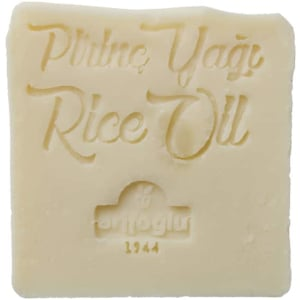 organic rice oil soap