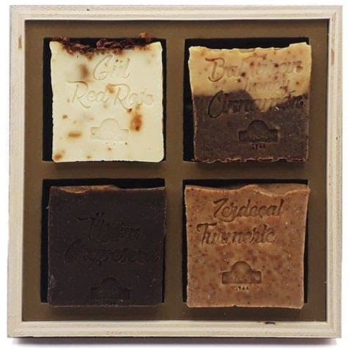 Turkish Natural Soap Set