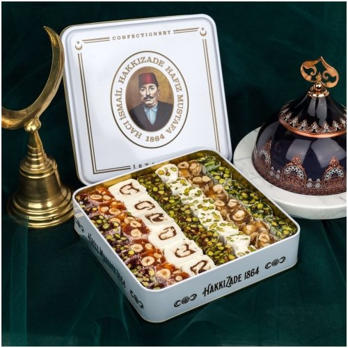 Assorted Turkish Delight Box 1100g