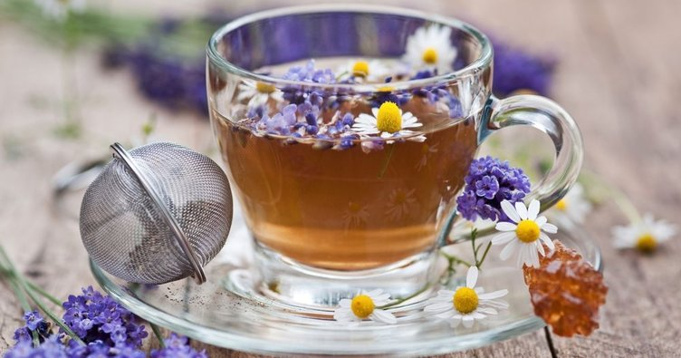 Image result for lavender tea