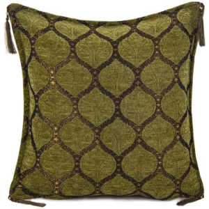 Peacock Color Cushion Cover