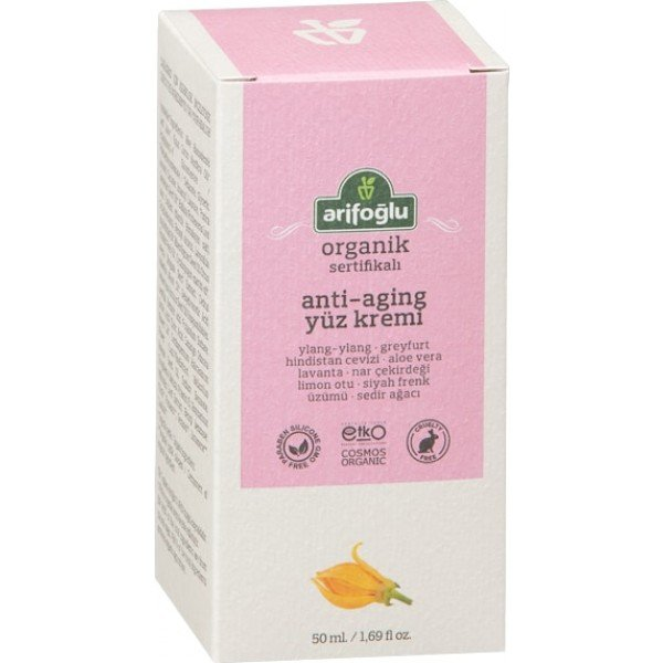 Turkish Organic Anti-Aging Face Cream