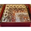 Assorted Turkish Delight Box, L shaped