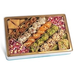 Turkish Delight and Pestil Mix Box, 540g