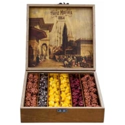 Assorted Turkish Dragee Box, 800g