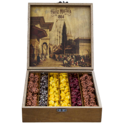 Assortiment de dragées turques, 800g