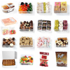 Box of 50 Different Turkish Sweets Varieties