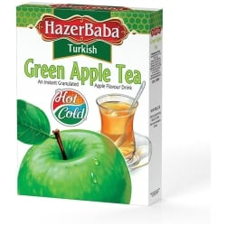 Turkish Green Apple Tea, Hazer Baba