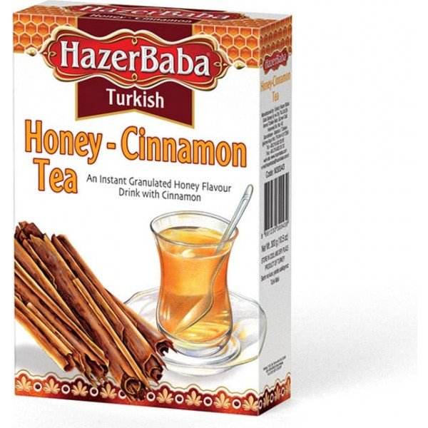 Honey-Cinnamon Tea, Hazer Baba, 300g