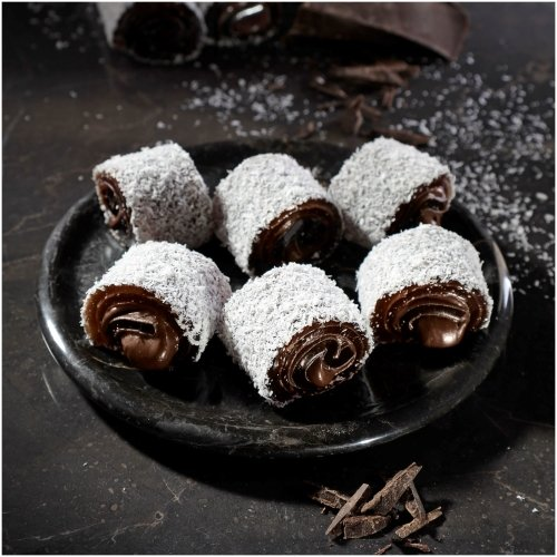 Sultan Chocolate Turkish Delight con noce di cocco