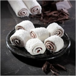 Sultan Turkish Delight with Chocolate and Coconut