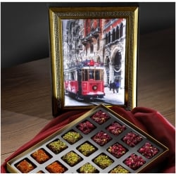 Special Assorted Turkish Delight Box, 500g