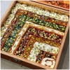 Assorted Turkish Delight Box, Wooden, 870g