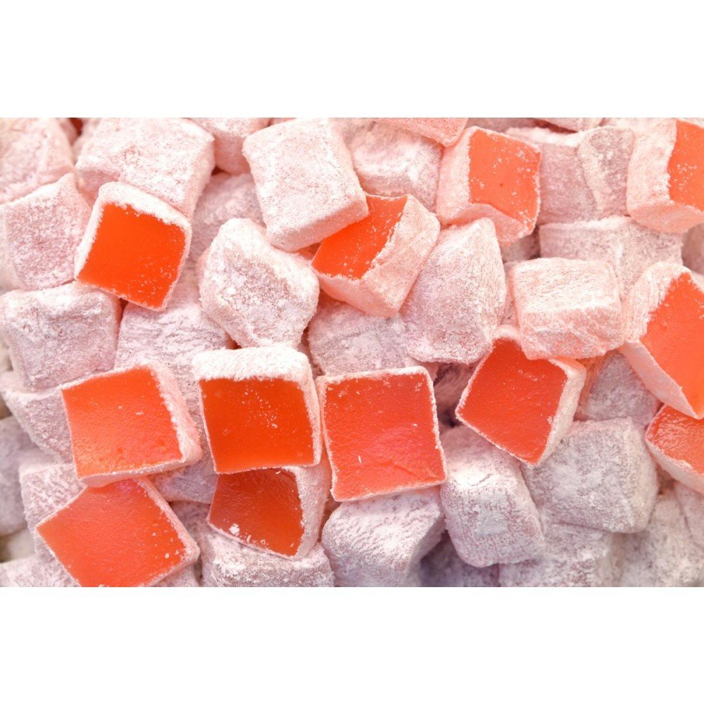 Turkish Delight with Orange