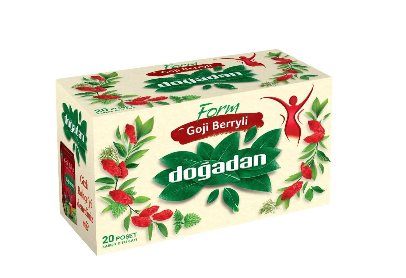 Buy Green Tea With Goji Berry Form Tea Dogadan Grand Bazaar