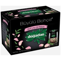 Green Tea with Rose, Dogadan Buyulu Bohca