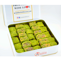 Pistachio Dream Turkish Delight