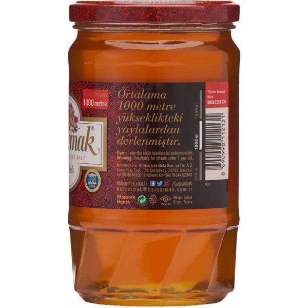Plateau Blossom Honey, Balparmak