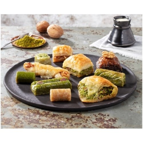 Saray Assorted Baklava Box, Hafiz Mustafa