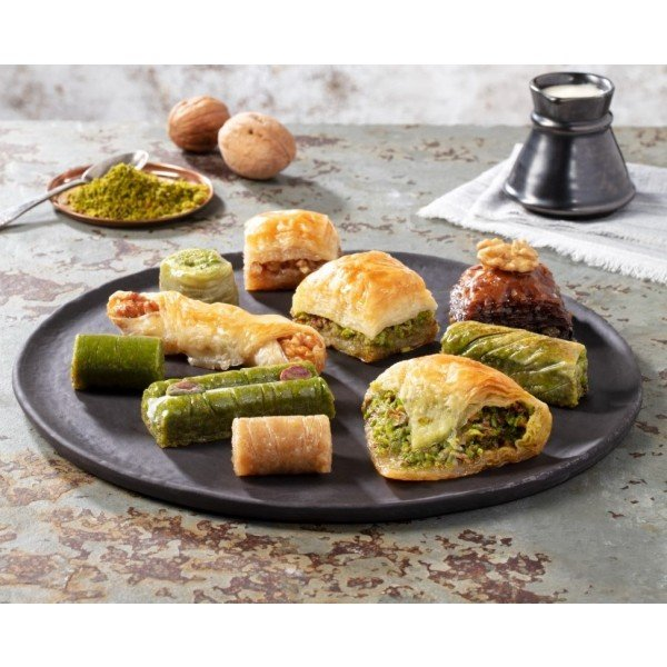 Coffret Assortiment de Baklava Saray, Hafiz Mustafa