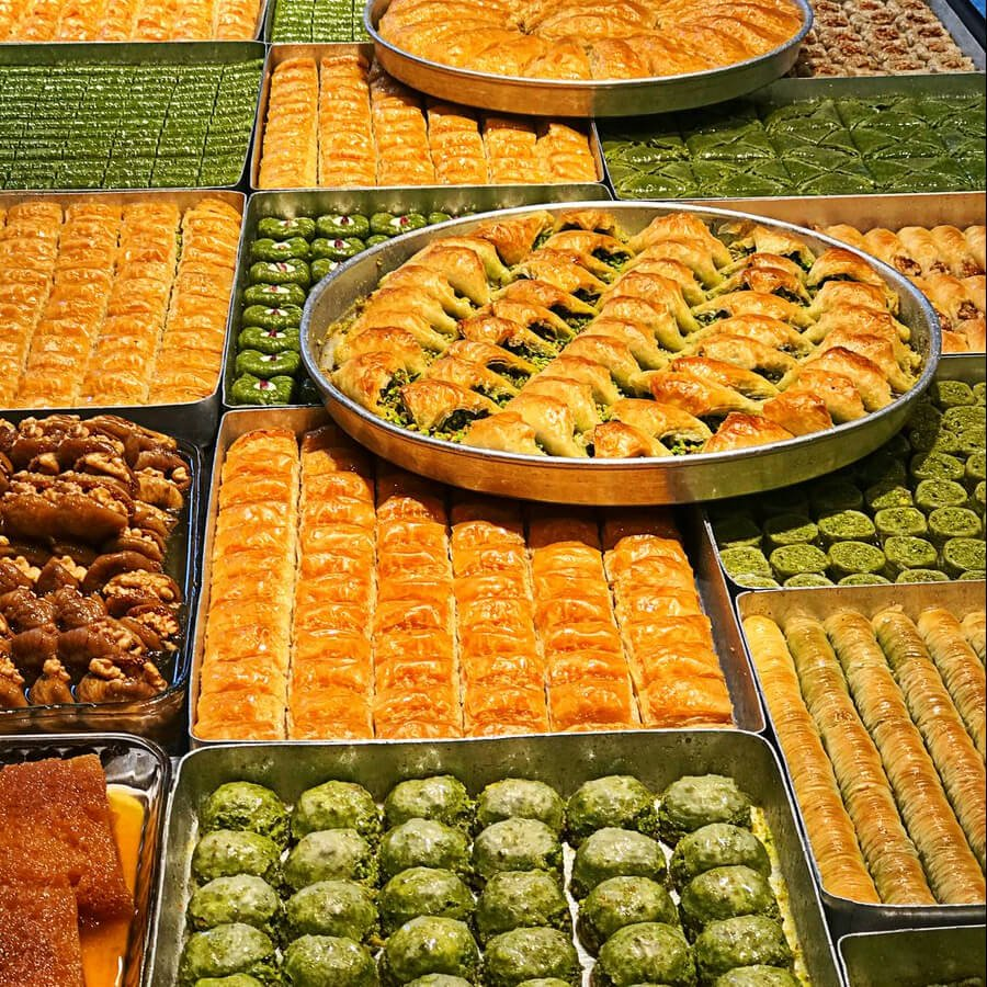 Fresh Turkish Baklava