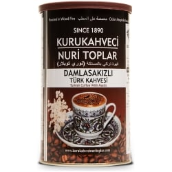 Turkish Coffee with Mastic, Nuri Toplar 250g