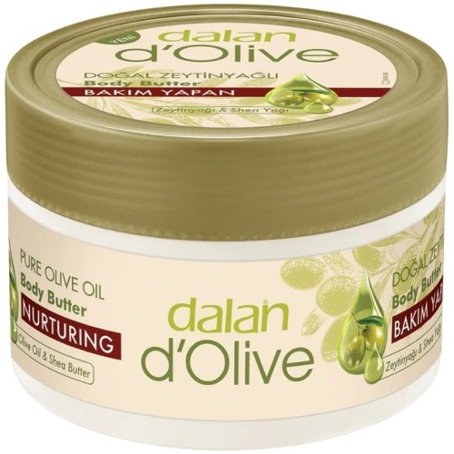 Body Butter, Pure Olive Oil, Dalan D'olive, 250ml - 8.45floz