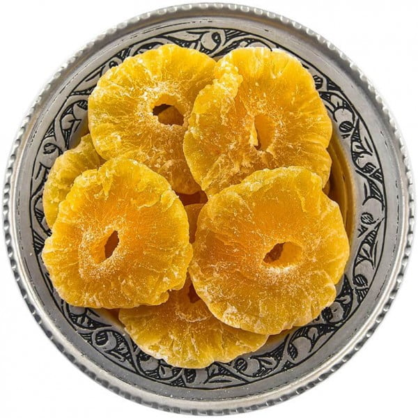 Dried Pineapple, Natural