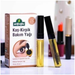 Eyebrow & Eyelash Care Oil, Arifoglu, 20ml - 0.68floz