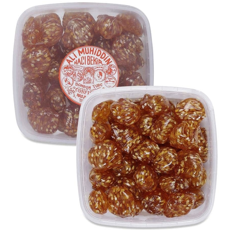 Hard Candy with Sesame, Turkish Akide