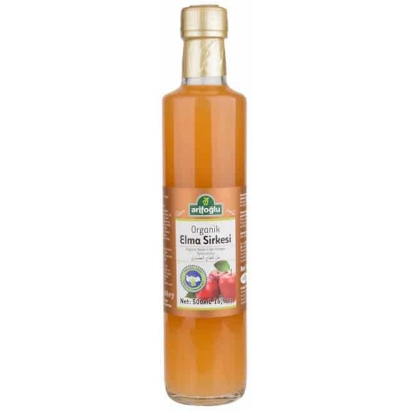 Aceto di mele biologico, 500ml - 16.90floz