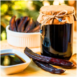 Organic Carob Molasses