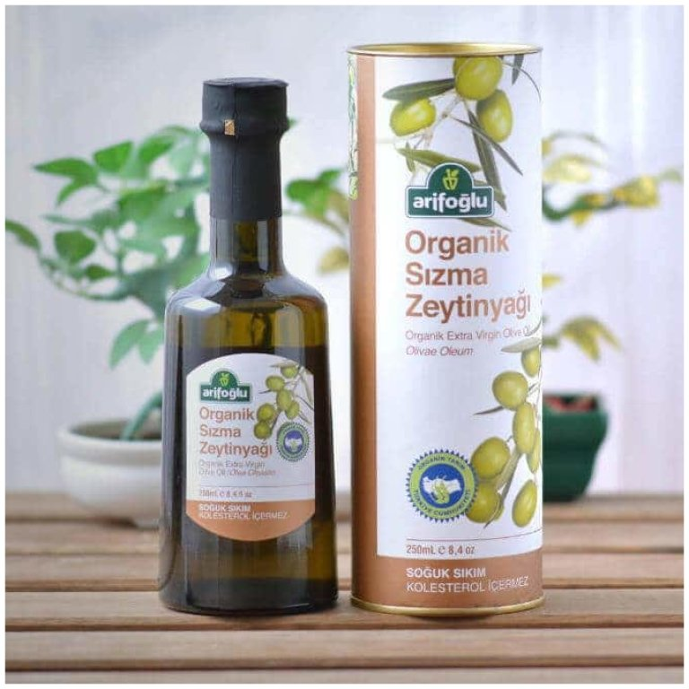 Organic Olive Oil, Extra Virgin, Cold Press