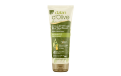 Dalan Hand and Body Cream, Pure Olive Oil, 250ml - 8.45floz