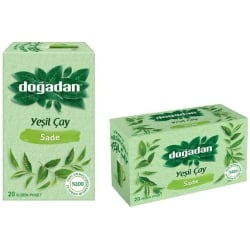 dogadan green tea, yesil cay