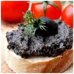 Black Olive Paste Marmarabirlik