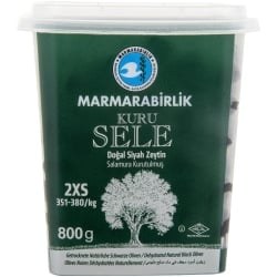 Marmarabirlik Natural Black Olives